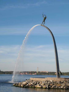 god-father-on-the-arch-of-heaven-stockholm-sweeden-sculpture